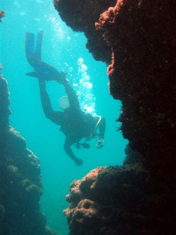 Underwater Archeological Park - 6 amazing underwater attractions
