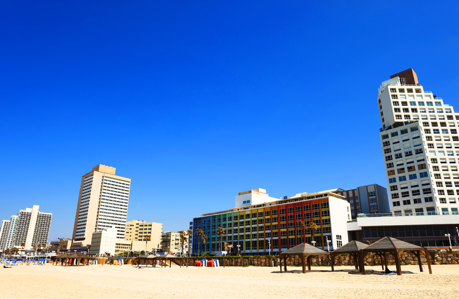 Tel Aviv City Private Tour