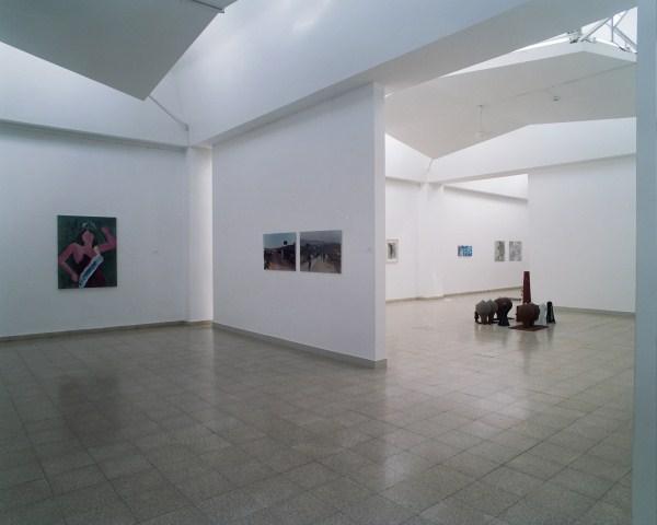 the museum of art ein harod. Black Bedroom Furniture Sets. Home Design Ideas
