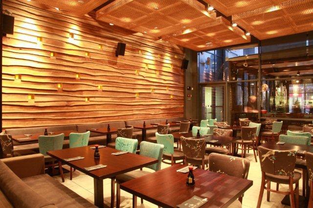 Kyoto Restaurant Herzliya View