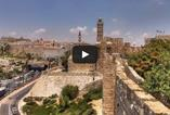 Walk on the ancient wall of Jerusalem - Amazing Video From an Amazing Place