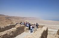 Ashdod Port to Masada & Dead Sea