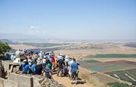 Galilee & Golan Classical Escorted Tour, 3 Days