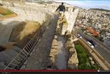 Israel roofs POV - Extraordinary Tourists - Crazy Movie